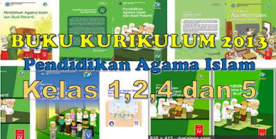 Download Buku Agama Islam Kurikulum 2013 SD