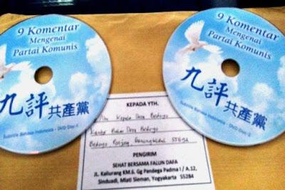 DVD Komunisme Beredar di Gunungkidul dan Kulonprogo, TNI Minta Masyarakat Tenang