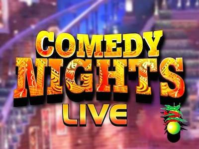 Comedy Nights Live 29 May 2016