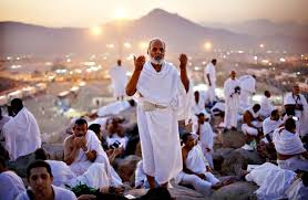 Hajj 2016: Pilgrims gather at Mount Arafat for key rite