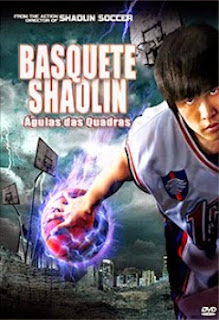 Download - Basquete Shaolin : Águias das Quadras – DVDRip AVI + RMVB Dublado ( 2014 )