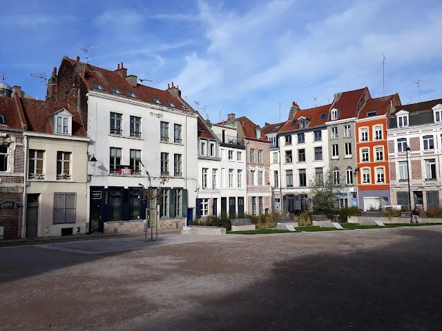 Escapade à Lille: nature, dinette et découvertes