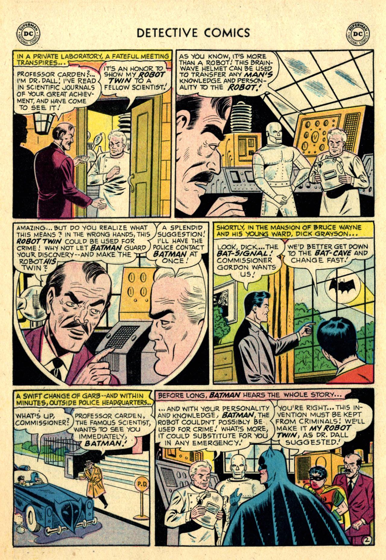 Read online Detective Comics (1937) comic -  Issue #239 - 4