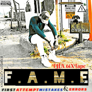 Kel Cypha Drops Art Cover For F.A.M.E 6ixTape