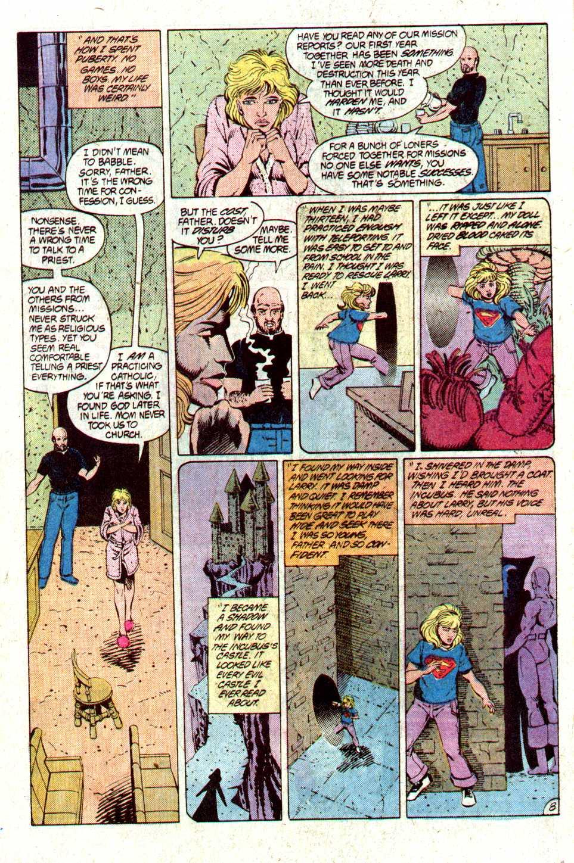 Read online Secret Origins (1986) comic -  Issue #28 - 10