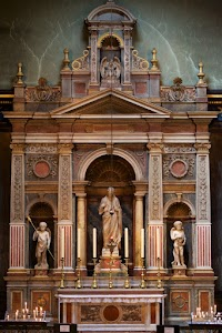 A Tour of the London Oratory: Chapel of the Sacred Heart