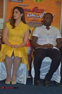 Raai Laxmi Raghava Lawrence Motta Siva Ketta Siva Press Meet Stills  0007.jpg