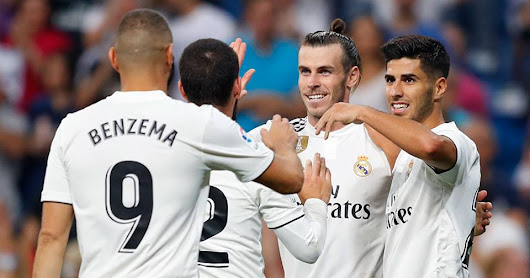 Real Madrid 2-0 Getafe