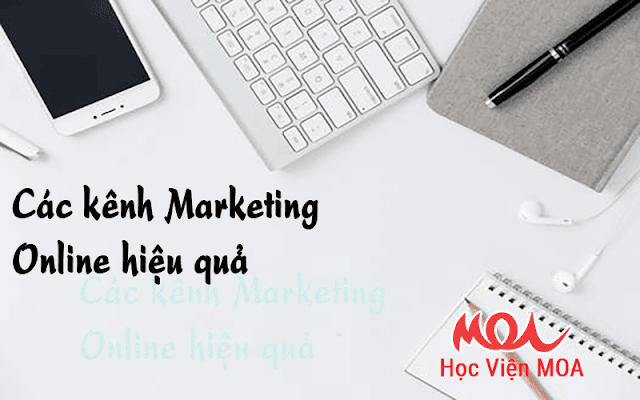 Các kênh marketing online