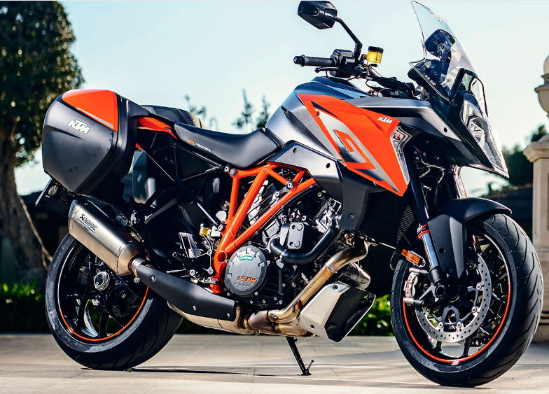 2017 ktm 1290 super duke gt redesign, specs and review