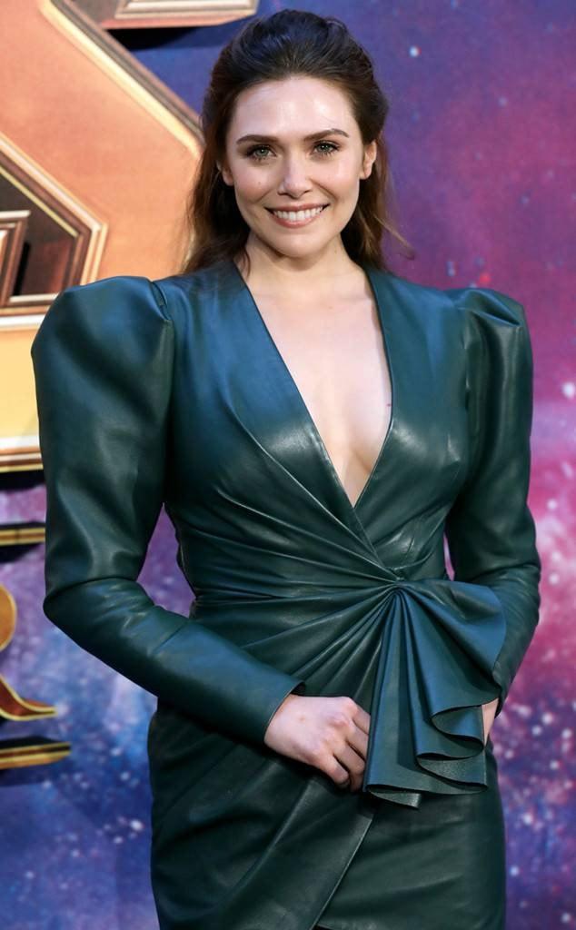 Scarlet Witch của 'Avengers': Không phải từng khỏa thân là thích hở -14