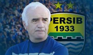 Mario Gomez Mengaku Bangga Jadi Pelatih Persib Bandung