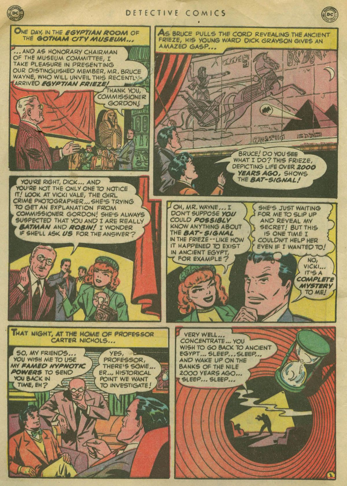Read online Detective Comics (1937) comic -  Issue #167 - 4