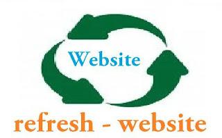 Tự động tải lại trang (Auto Refresh Page) cho Blogspot
