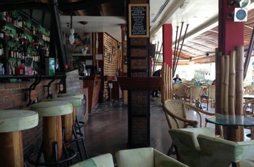Bar Amuras no Algarve