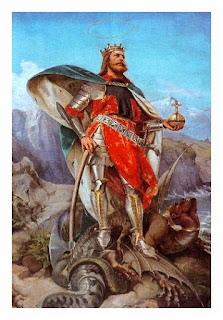 Resultado de imagem para Santo Olavo