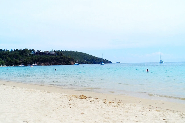 best Skiathos beaches to visit