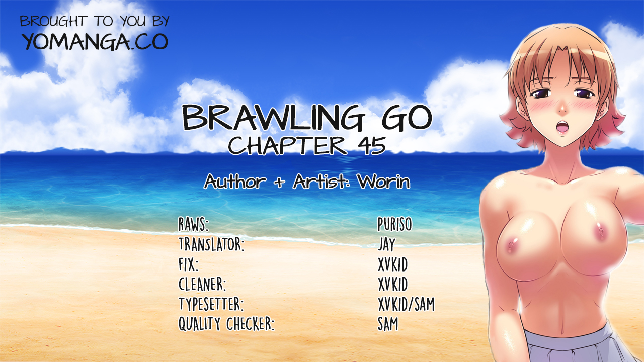 Brawling Go - Chapter 46