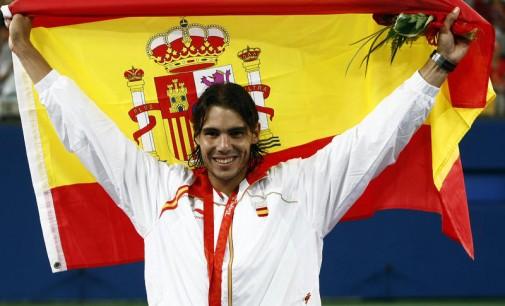 Rafael Nadal, abanderado español en Río de Janeiro 2016