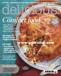 Delicious Magazine January 2017