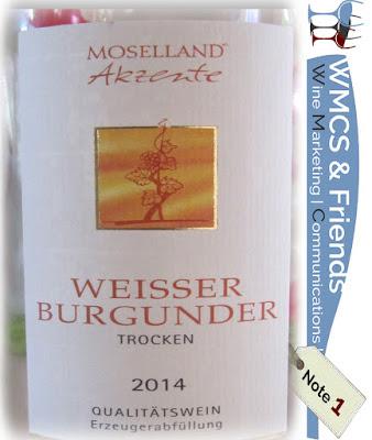 EDEKA - Test und Bewertung deutscher Weißwein