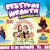 Festival Infantil em Cajazeiras. Confira Cartaz!
