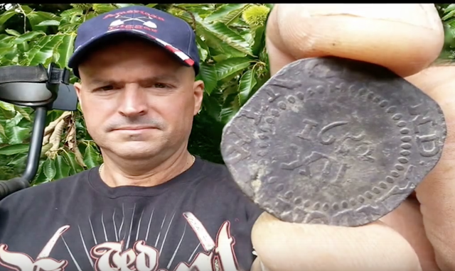 treasure hunt pine tree shilling massachusetts