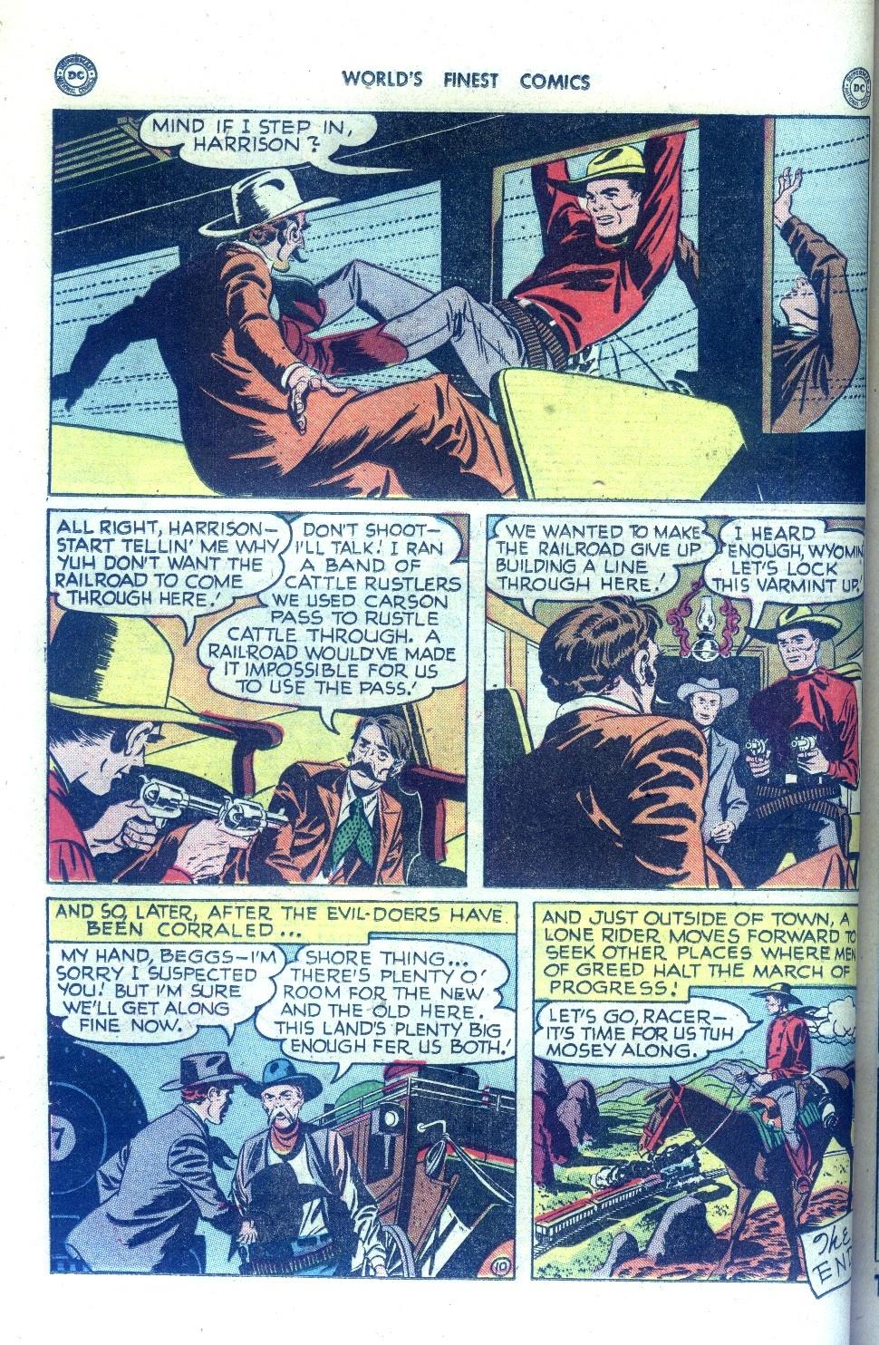 Read online World's Finest Comics comic -  Issue #43 - 26