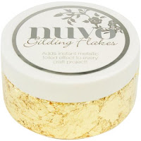 Radiant Gold | Nuvo Gilding Flakes