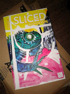 Sliced Quarterly Volume #2