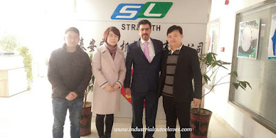 Semi Elliptical Head from Tai'an Strength was Exported to Chile 2