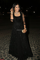 Sakshi Agarwal looks stunning in all black gown at 64th Jio Filmfare Awards South ~  Exclusive 149.JPG