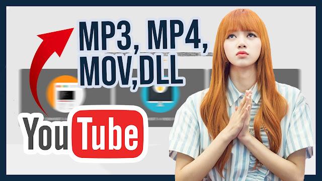 Cara Convert Video Youtube Menjadi Mp3 Mp4 dll Sering Dicari