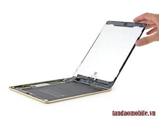 Thay màn hình thay mặt kính cho iPad Air 1 2 giá bao nhiêu ?