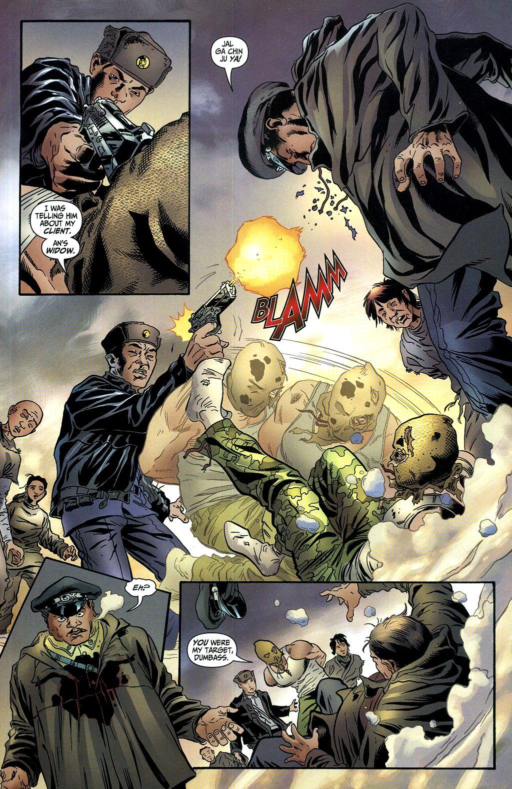 Read online Secret Six (2006) comic -  Issue #1 - 9