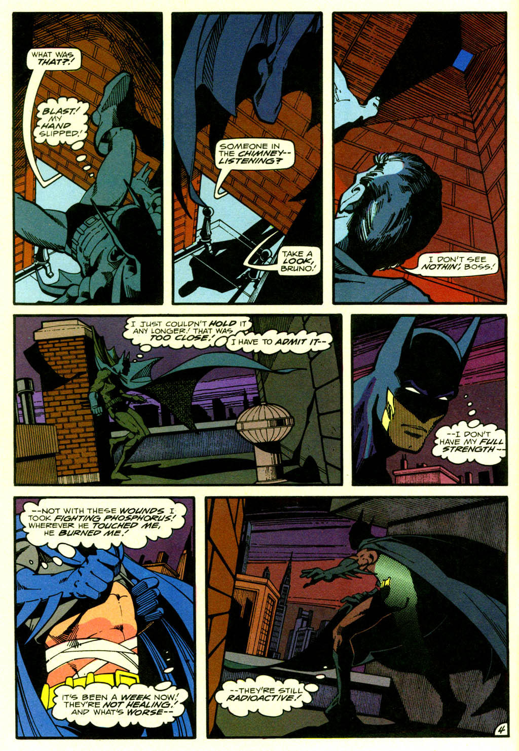 Read online Shadow of the Batman comic -  Issue #2 - 7