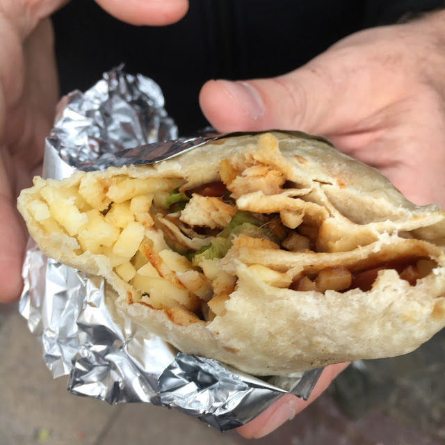 Review of the first Moor Street Night Market in Ormskirk