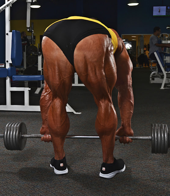 massive quads hamstrings