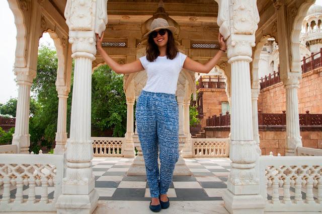 Visita Jaswant Thada
