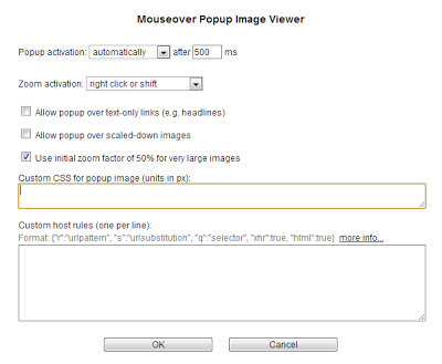 mouseover popup image viewer