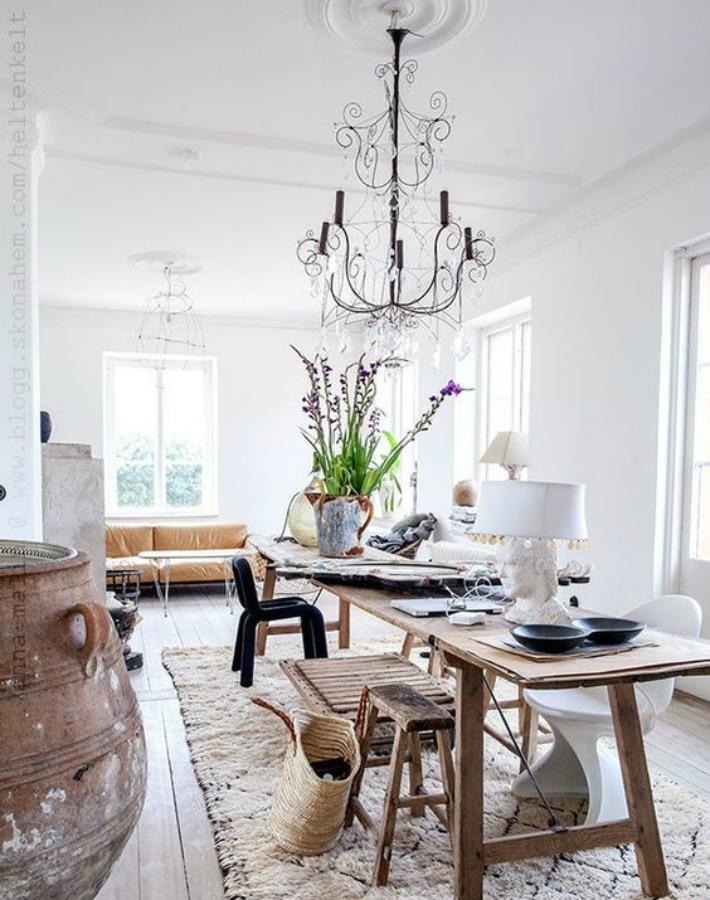 Lámparas clásicas de cristal, ideales en cualquier ambiente