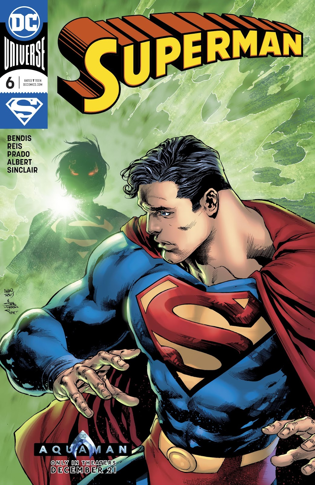 Superman Issue 6 Review - Brian Bendis