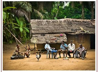 route bikoro, bokonda,