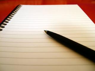 #9 – Kertas & Pen