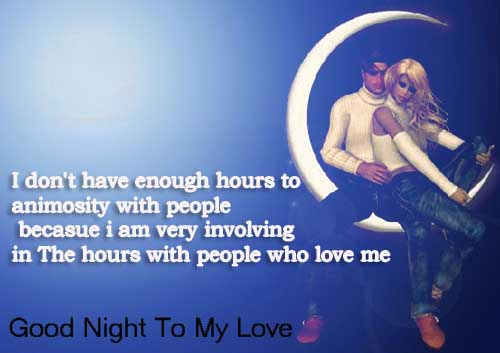 Lovely Lovely Good Night Text Messages With Quotes To Girlfriend   Latest Fashion  St..