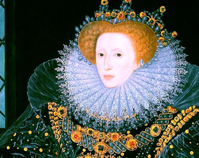 Ratu Elizabeth 1 ratu terbesar inggris dalam sejarah