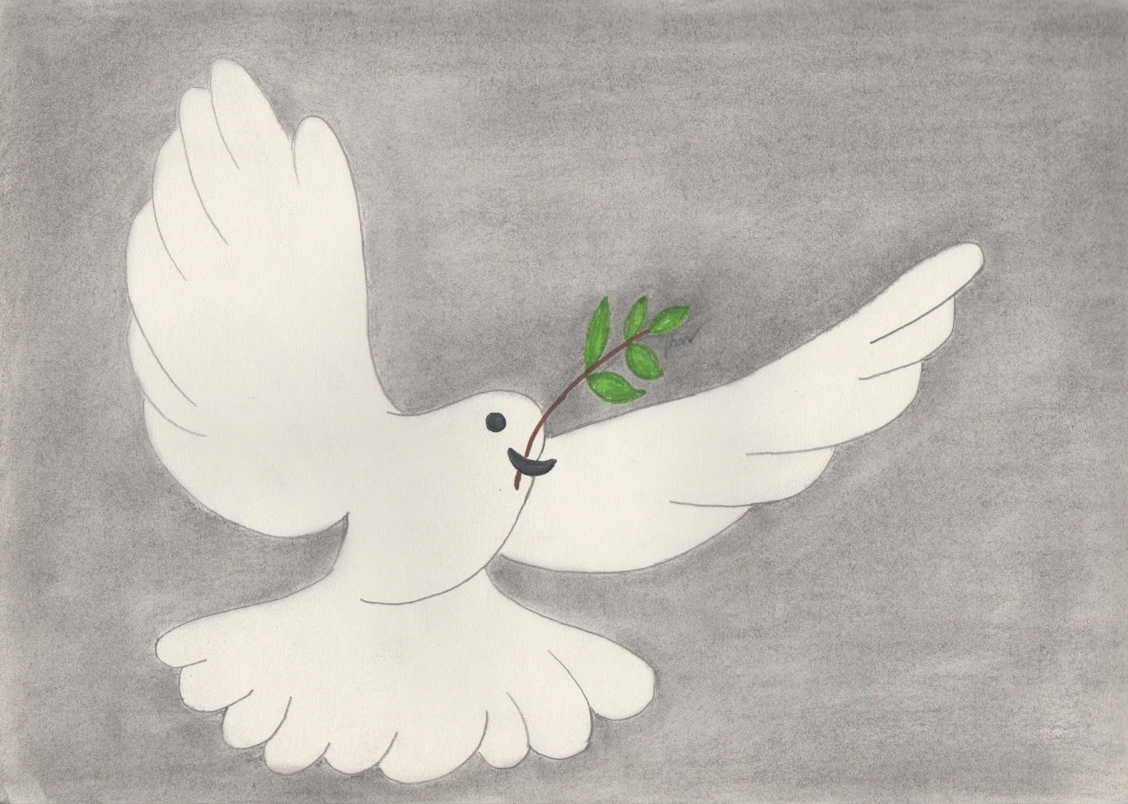 Musings Of A Non Entity Dove Symbol Of Peace