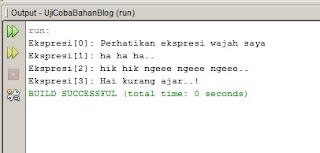 Coding Ekspresi Wajah Menggunakan Polymorphism Pada Java Netbeans - www.helloflen.com