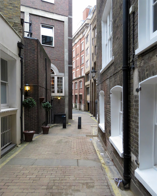 Clarges Mews, Mayfair, London