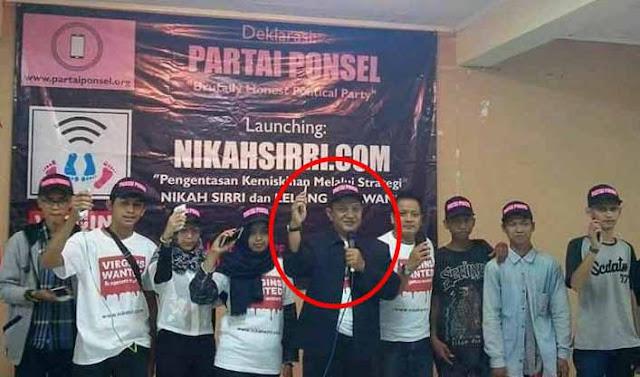 Polisi Berhasil Tangkap Pemilik Situs Porno nikahsirri.com